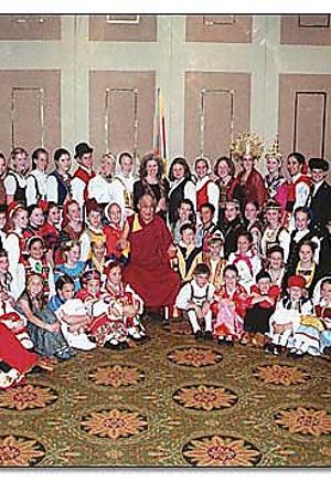 The International Children's Choir