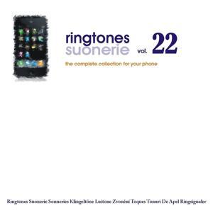 Ringtones suonerie, Vol. 22