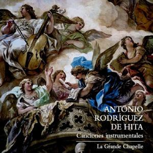 Antonio Rodríguez de Hita : Canciones Instrumentales