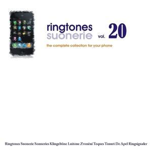 Ringtones Suonerie, Vol. 20 (Ringtone Suoneria Sonnerie Klingelton Ton de Apel)