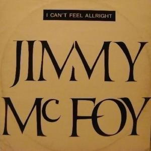 I Can't Feel Allright
