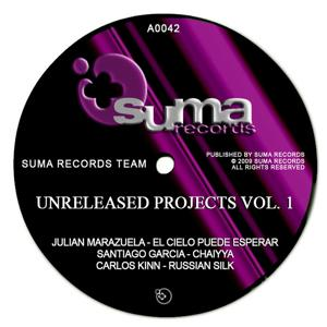 Unreleased Projects Vol. 1