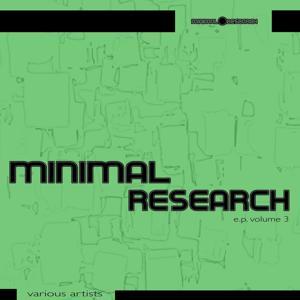 Minimal Research, Vol. 3