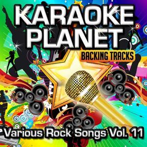 Various Rock Songs, Vol. 11 (Karaoke Planet)
