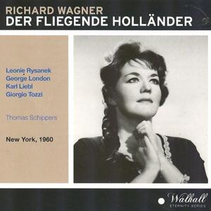 Richard Wagner : Der Fliegende Holländer (New York 1960)
