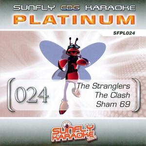 Platinum 24 The Stranglers,The Clash, Sham 69
