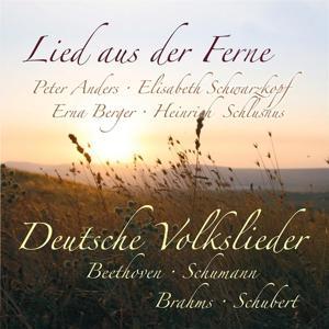 Lied aus der Ferne Deutsche Volkslieder,Vol. 2