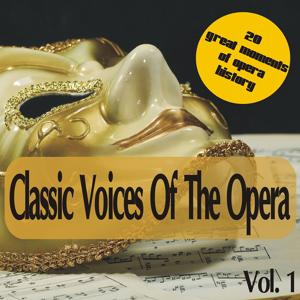 Classic Voices Of The Opera Vol. 1