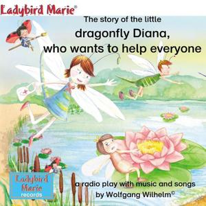 The Story of the Little Dragonfly Diana