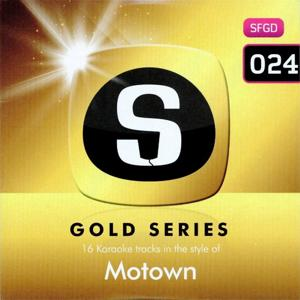 Sunfly Gold 24 In the Style of Motown