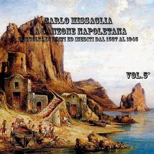 La canzone napoletana, Vol.  5 (1839-1903)