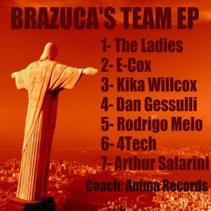 Brazuca's Team EP