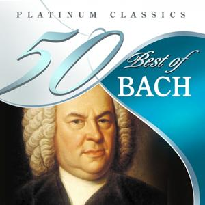 50 Best of Bach (Platinum Classics)