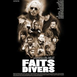 Faits divers (Bande originale du court-métrage de Bill Barluet)