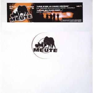 Maxi 2 titres, vol. 1 (Instrumental + accapella)