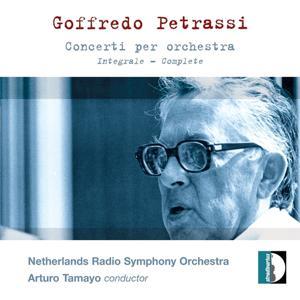 Goffredo Petrassi: Concerti per orchestra