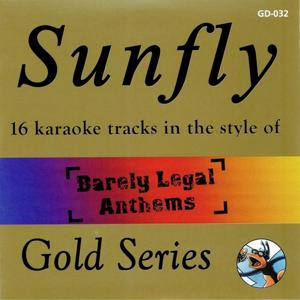 Sunfly Gold 32 In the Style of Barely Legal Anthems