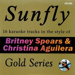 Sunfly Gold 49 In the Style of Britney Spears & Christina Aguilera