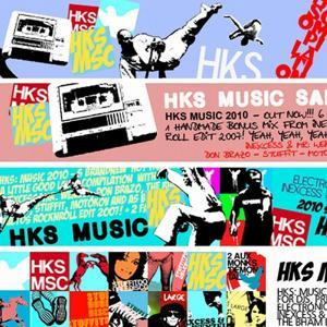 HKS 15 (A Good Little Sampler)