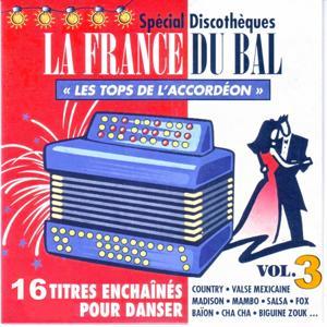 La france du bal Vol.3 - Les tops de l'accordéon