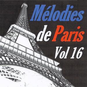 Mélodies de Paris, vol. 16