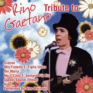 Tribute to Rino Gaetano