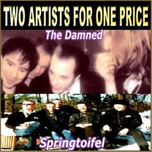Two Artists for one Price (The Damned / Springtoifel)