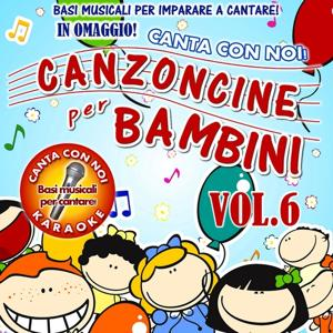 Canta con noi bimbo hits, vol. 6