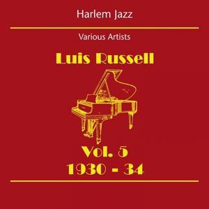 Harlem Jazz (Luis Russell Volume 5 1930-34)