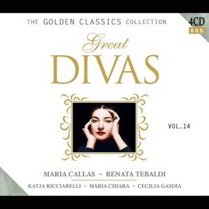 The Great Divas (Volume 1)