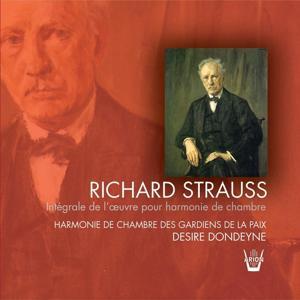 Strauss : Intégrale de la musique pour harmonie de chambre