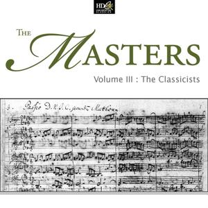 Ludwig Van Beethoven, Wolfgang Amadeus Mozart : The Masters Vol. 3 - The Classicists (Piano Brilliance)