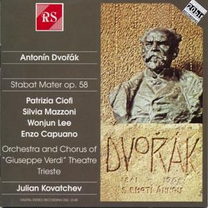 Antonín Dvořák : Stabat Mater, Op. 58 for Soli, Chorus and Orchestra
