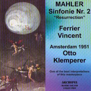 Mahler : Sinfonie No. 2