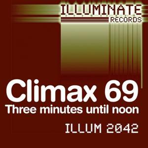 Three minutes until noon