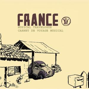 Carnet de Voyage : La France