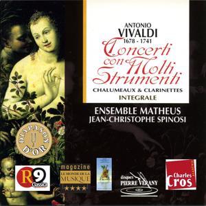 Vivaldi : Concerti con molti strumenti vol.1