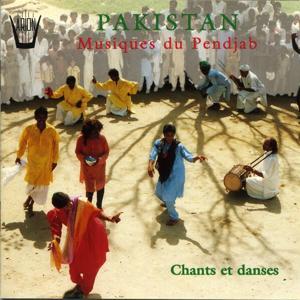 Pakistan : Musiques du Penjab, Vol. 1