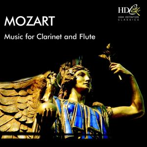 Mozart : Music for Clarinet and Flute