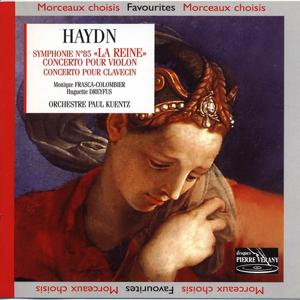Haydn : Symphonie No. 85 -  La reine concertos