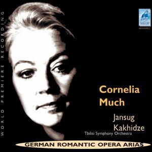 German Romantic Opera Arias