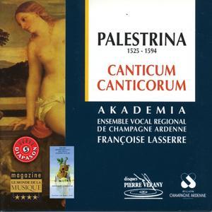 Palestrina : Canticum Canticorum