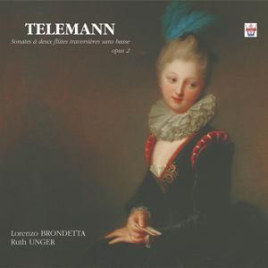 Telemann : Sonates à deux flûtes