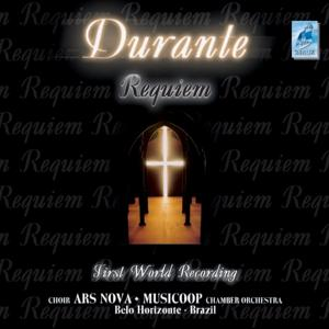 Durante (Requiem for 5 Soloists, 8-voice Mixed Double Choir and Orchestra)