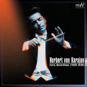Herbert von Karajan : Early Recordings, Vol. 4 (Oct.1942)