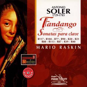 Soler  : Fandango y sonatas para clave