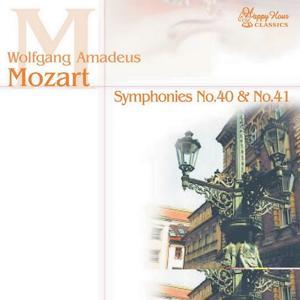 Wolfgang Amadeus Mozart: Symphonies Nos.40 & 41