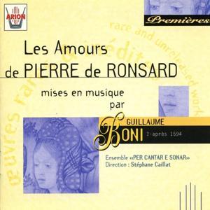 Boni : Les amours de Pierre de Ronsard