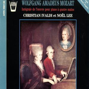 Mozart : Intégrale de l'oeuvre pour piano à 4 mains