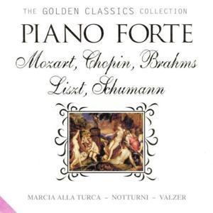 Mozart, Chopin, Liszt e Schumann: Piano forte